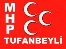 Haydar Dömek MHP Tufanbeyli'nin Yeni Başkanı