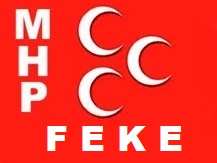 MHP Feke'de Yeni Başkan Abdullah Açıkgöz