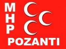 Durmuş Taşpınar MHP Pozantı'da Yeniden Başkan Seçildi