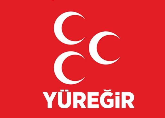 Yıldıray Şener Yeniden MHP Yüreğir İlçe Başkanı Seçildi
