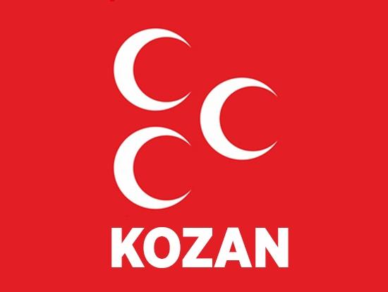 MHP Kozan'da Nihat Atlı Güven Tazeledi