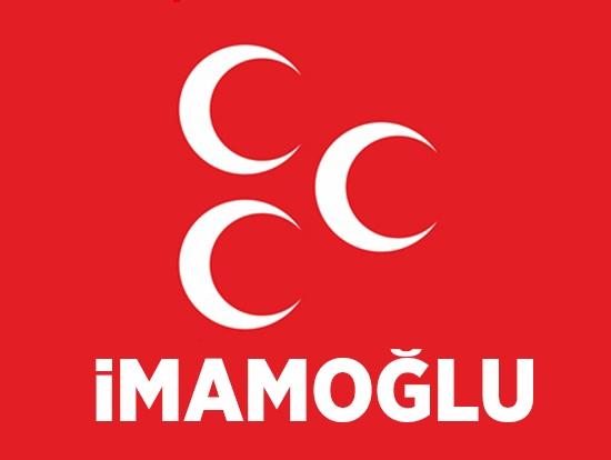 MHP İmamoğlu Başkan Savaş Ağca İle Devam Dedi