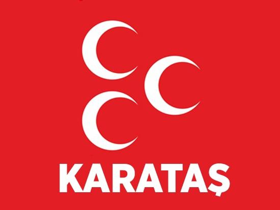 MHP Karataş'ta Yeni Başkan İsmail Arıcı